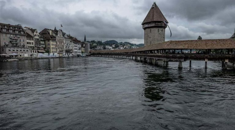 Luzern Kappelbruecke