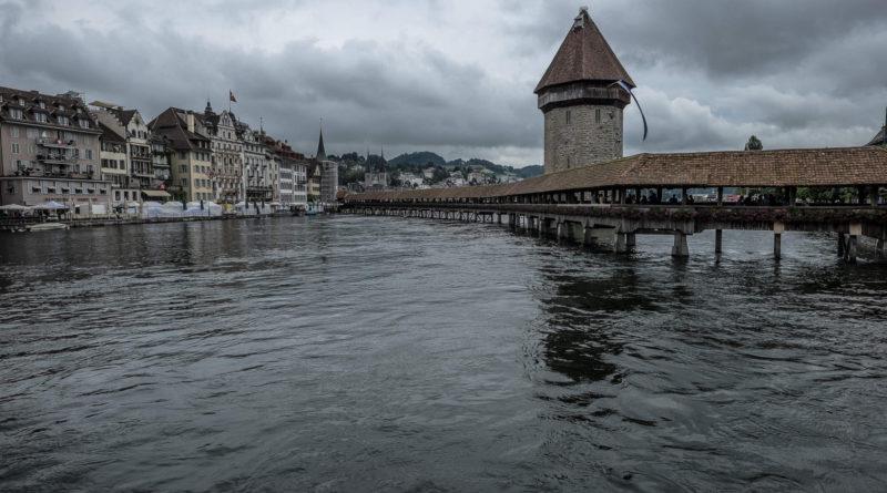 Luzern Kappelbrücke