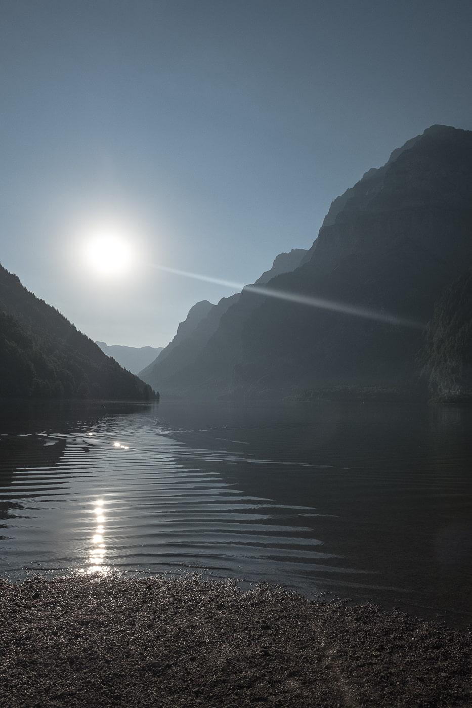 Morgenstunden am Klöntalersee