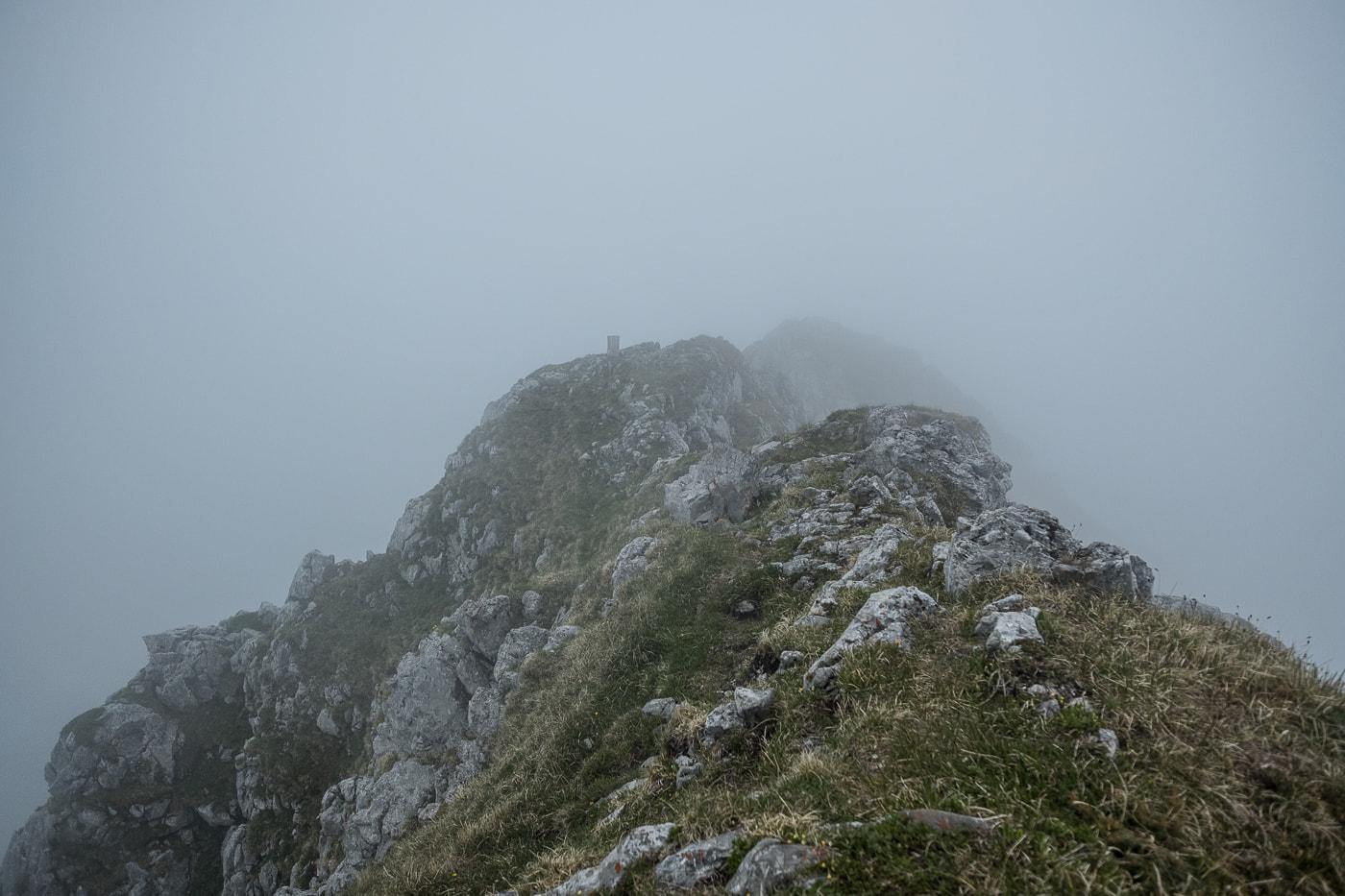 nebel auf stockhorn