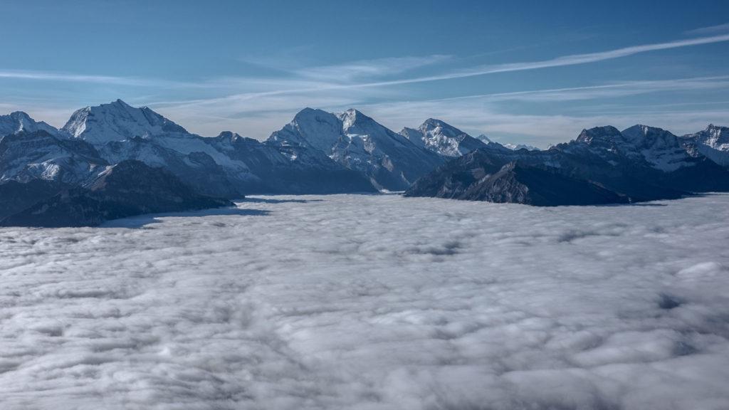 Wolkenmeer vom Niesen