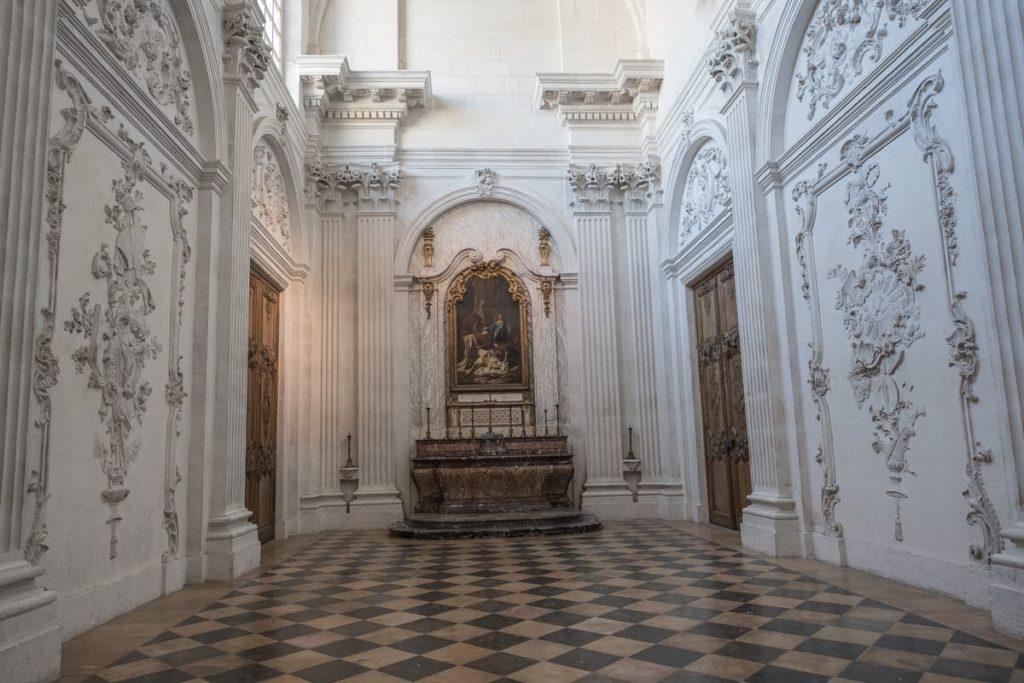 palais des ducs dijon interieure