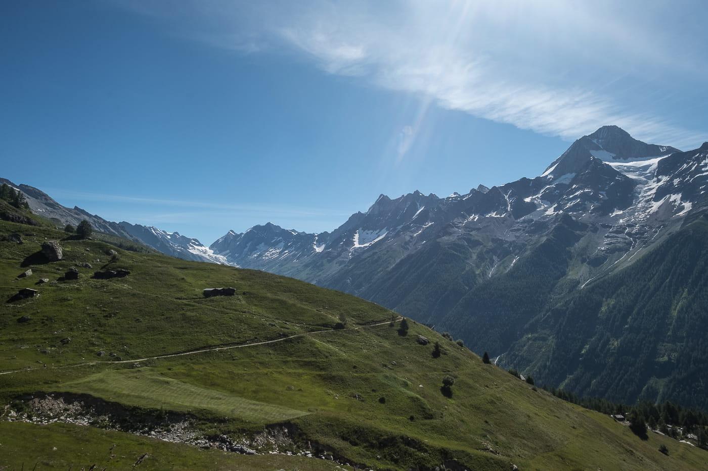 Panoramaweg Lötschental