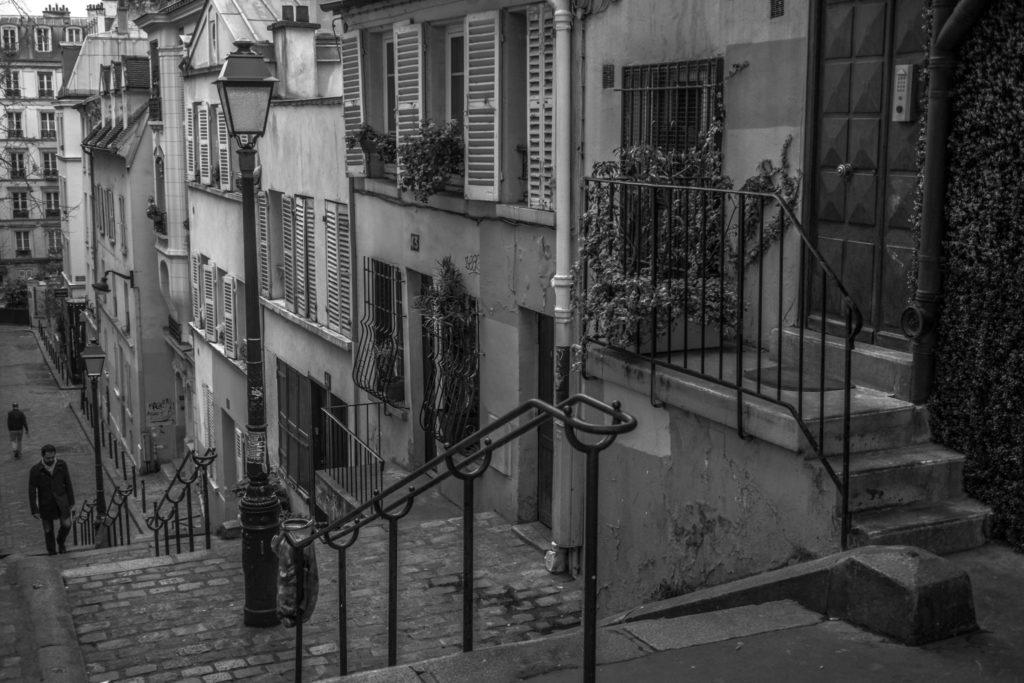 Paris Ruelle