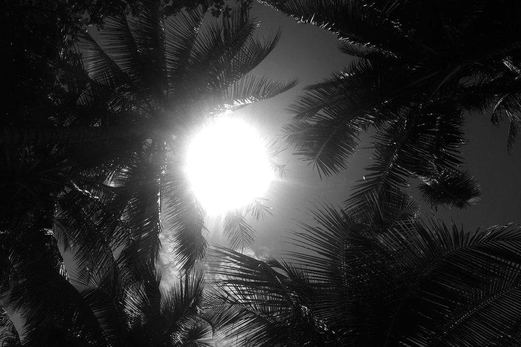 Sonne und Palmen auf Perhentian Islands