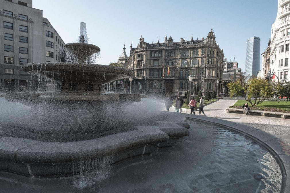 Plaza Moyua Bilbao