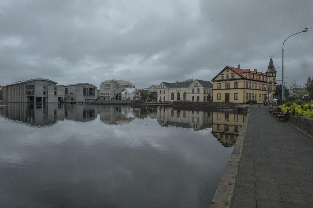 Reykjavik Tjörnin