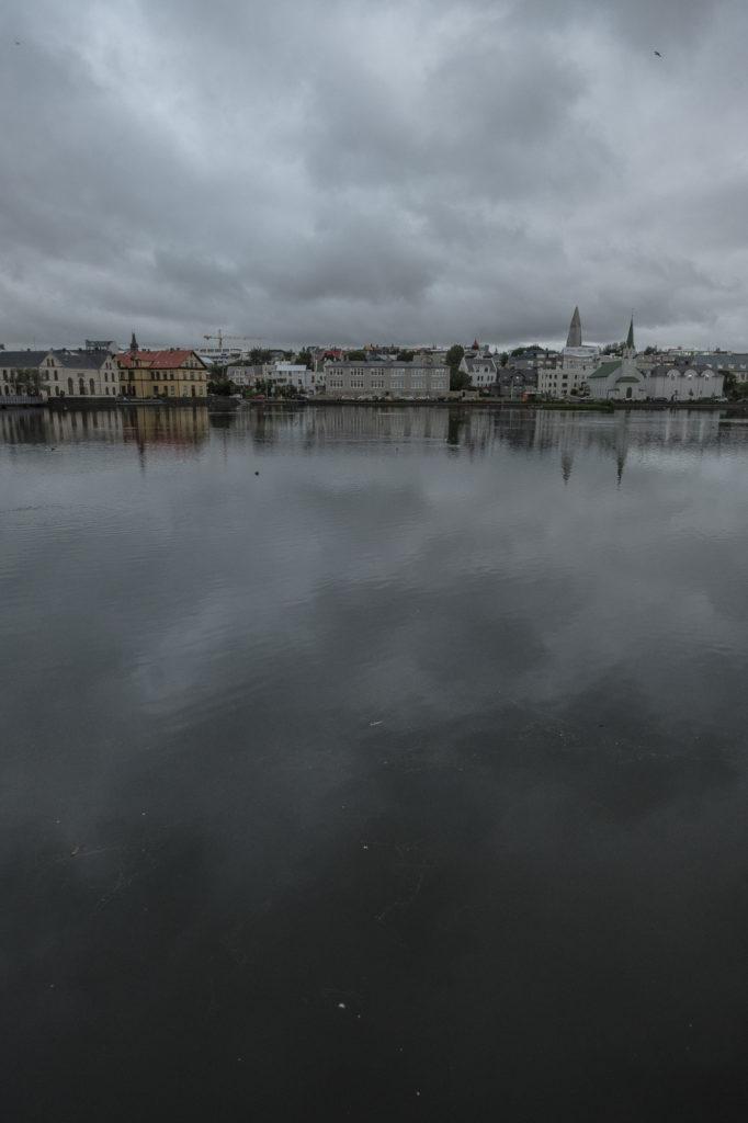 Trjörninsee Reykjavik