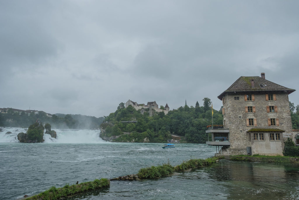 Schlösschen Wörth Rheinfall