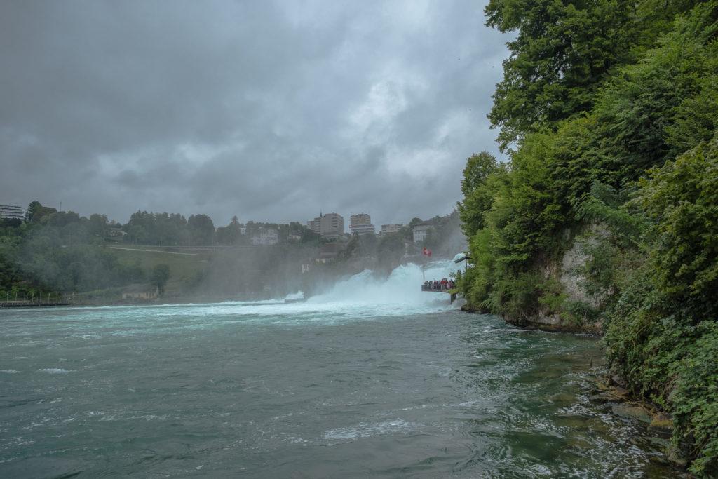 Aussichtsplattform Rheinfall