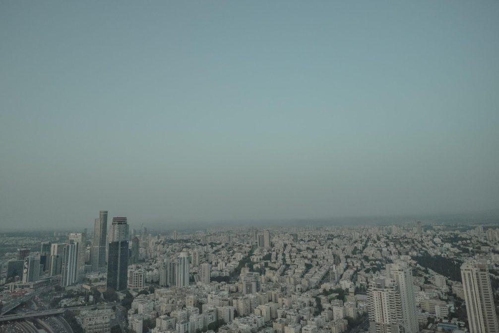 Aussicht über Tel Aviv