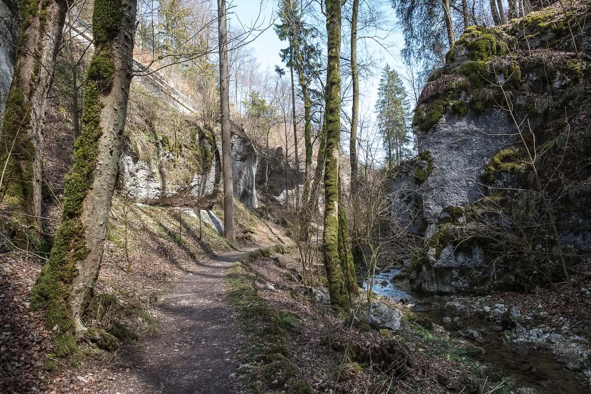 Tüfelsschlucht Rundwanderung Hägendorf