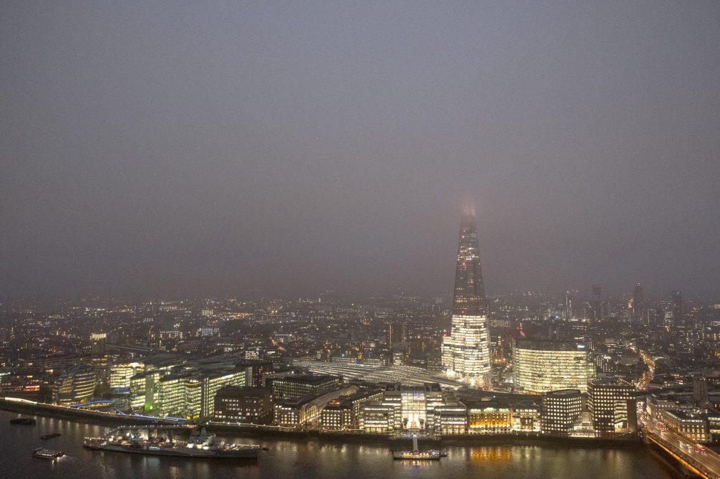 View Skygarden London