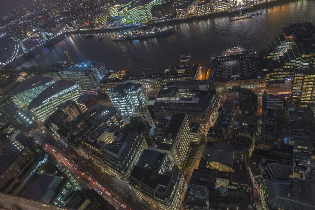 London Skygarden Aussicht