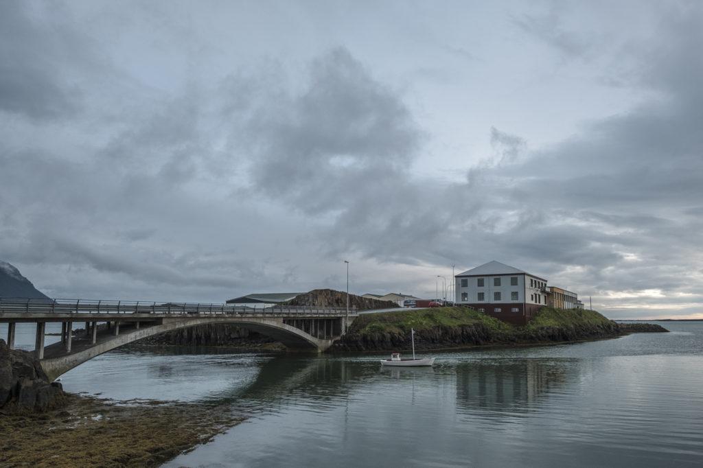 Brücke Snaefellsnes