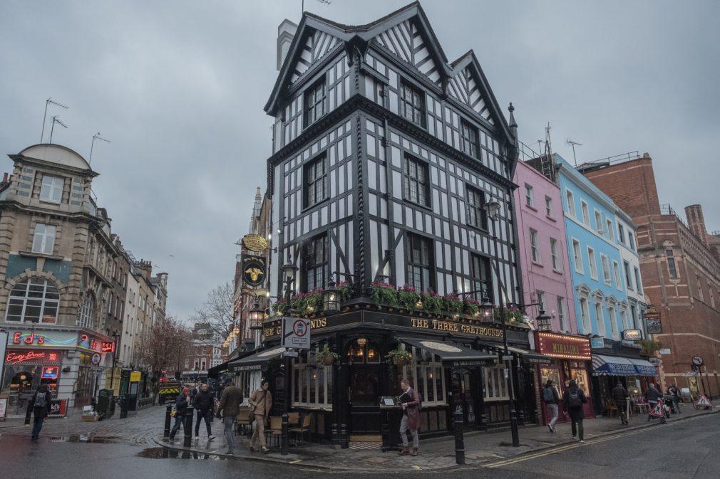 Pub Soho London