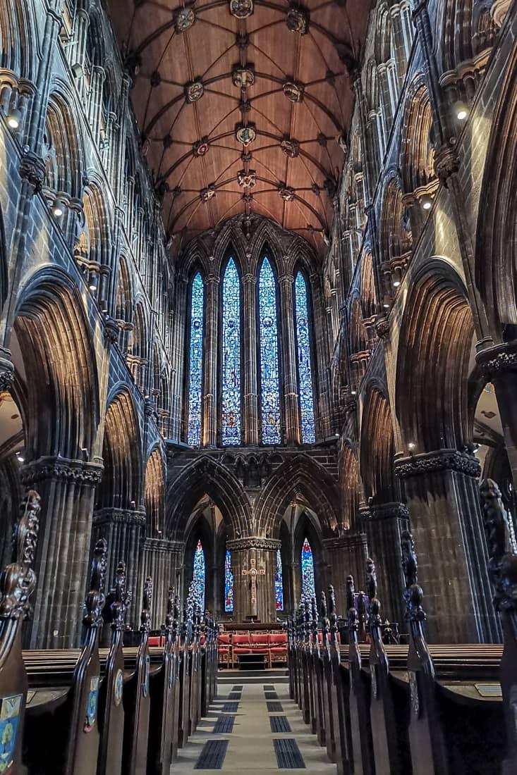 st mugo cathedral glasgow