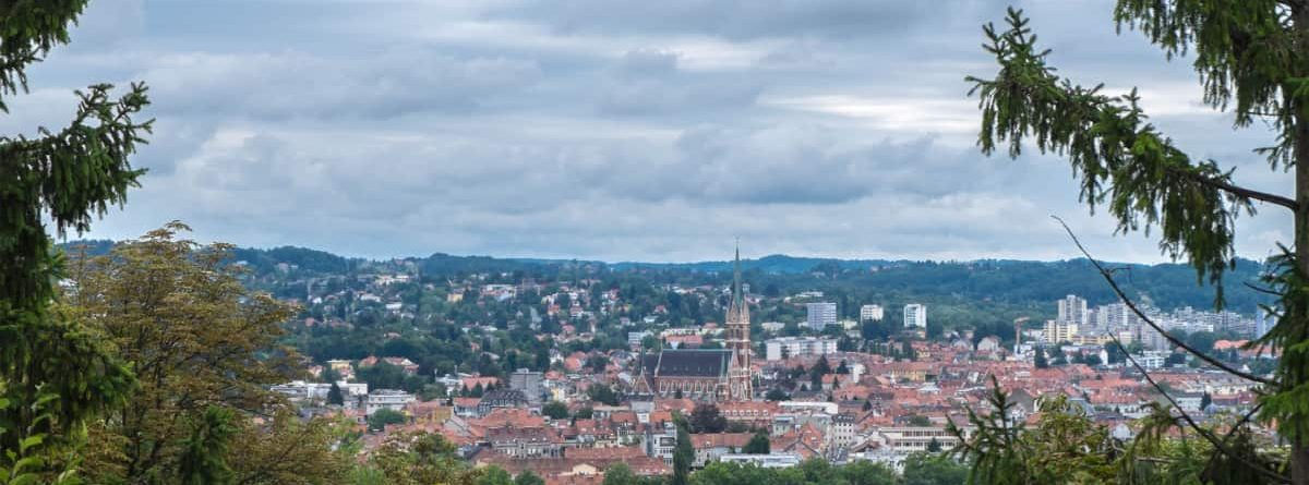 Stadt Graz in der Steiermark