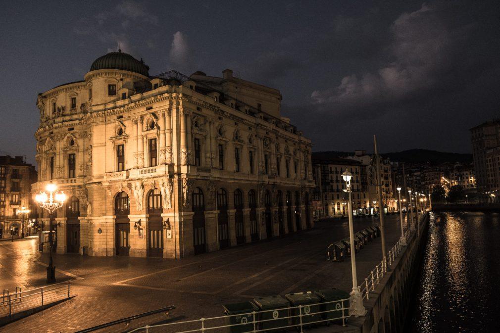 Stadttheater Bilbao