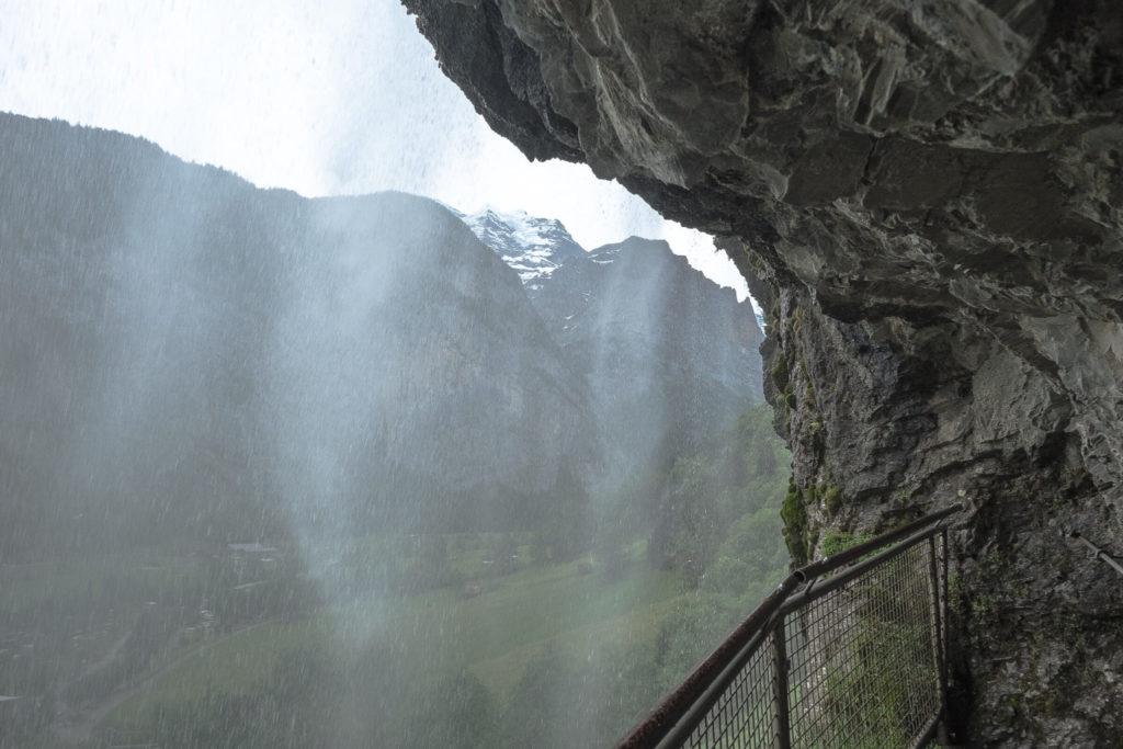 Wasserfälle Lauterbrunnen