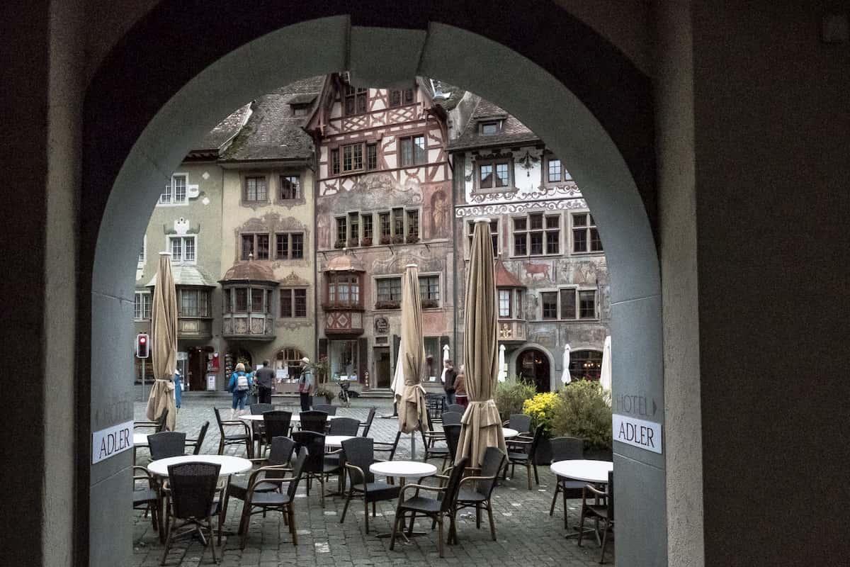 Altstadt von Stein am Rhein