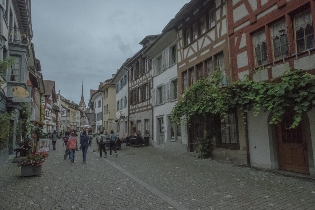 Altstadtgasse Stein am Rhein