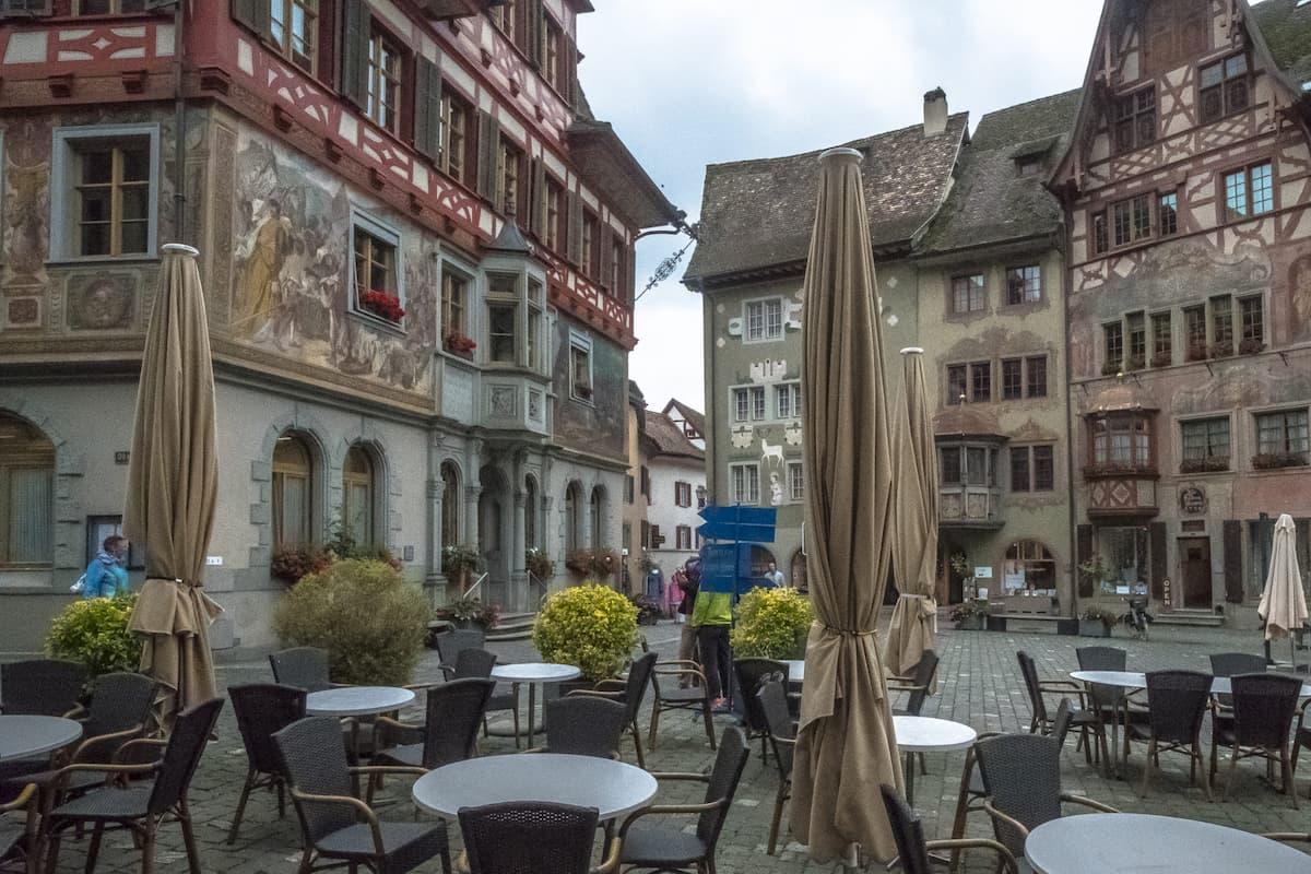 Altstadt Stein am Rhein (Schaffhausen)