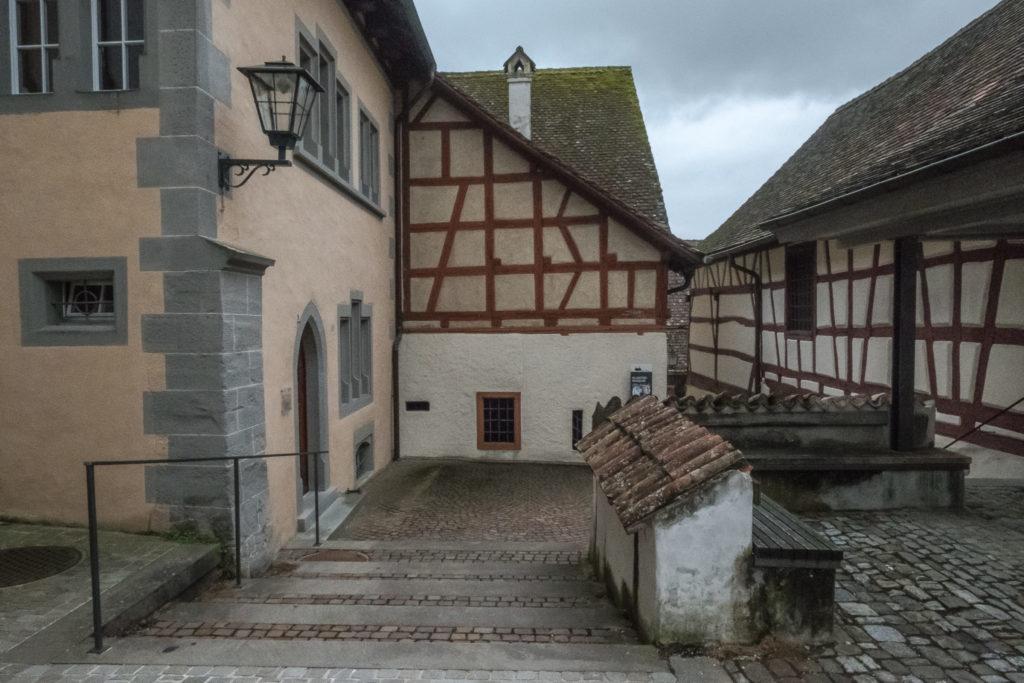 Kloster in Stein am Rhein