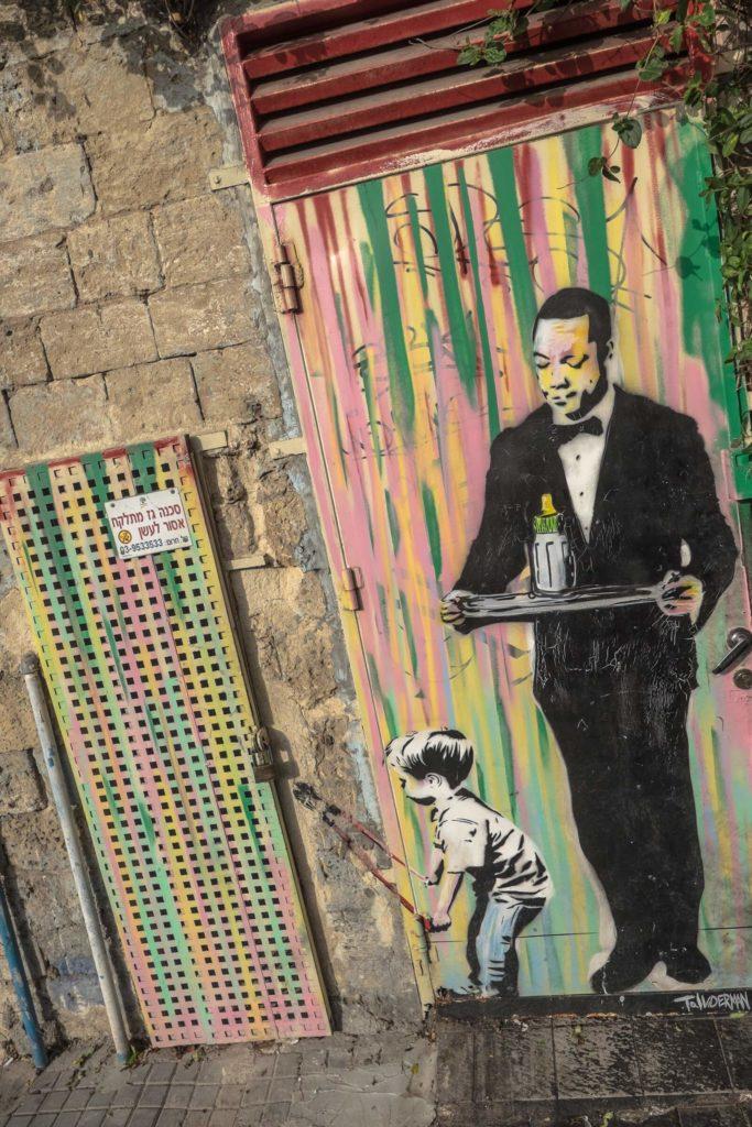 Tel Aviv Streetarts