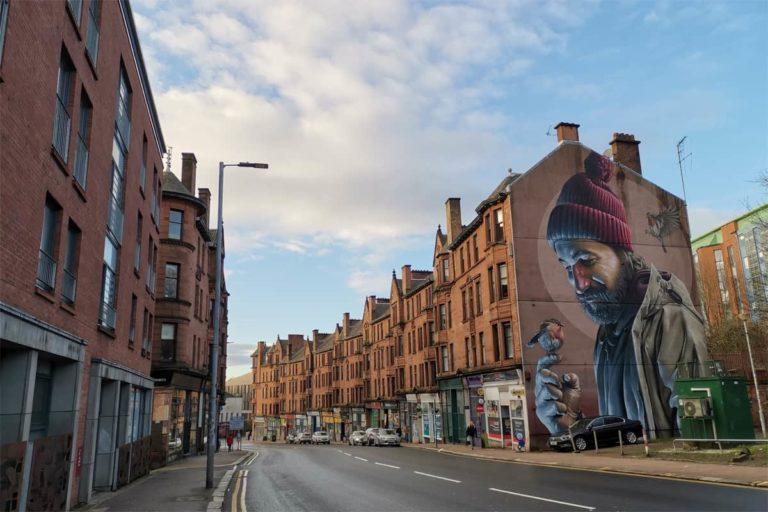 streetarts glasgow