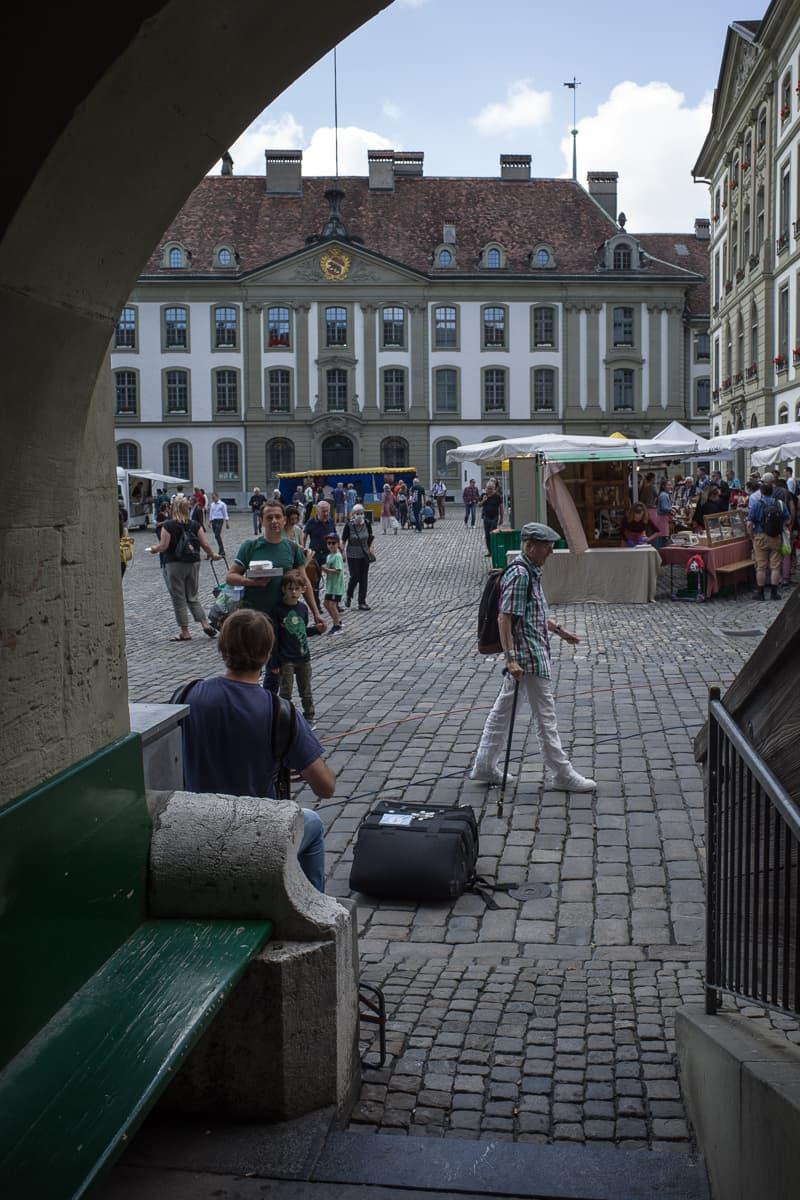 Streetphotografie Bern