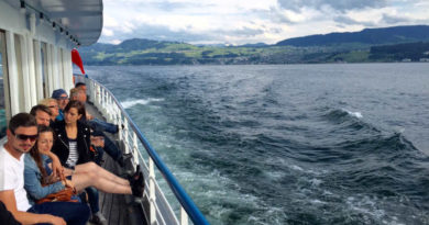 Tageskreuzfahrt Zürichsee
