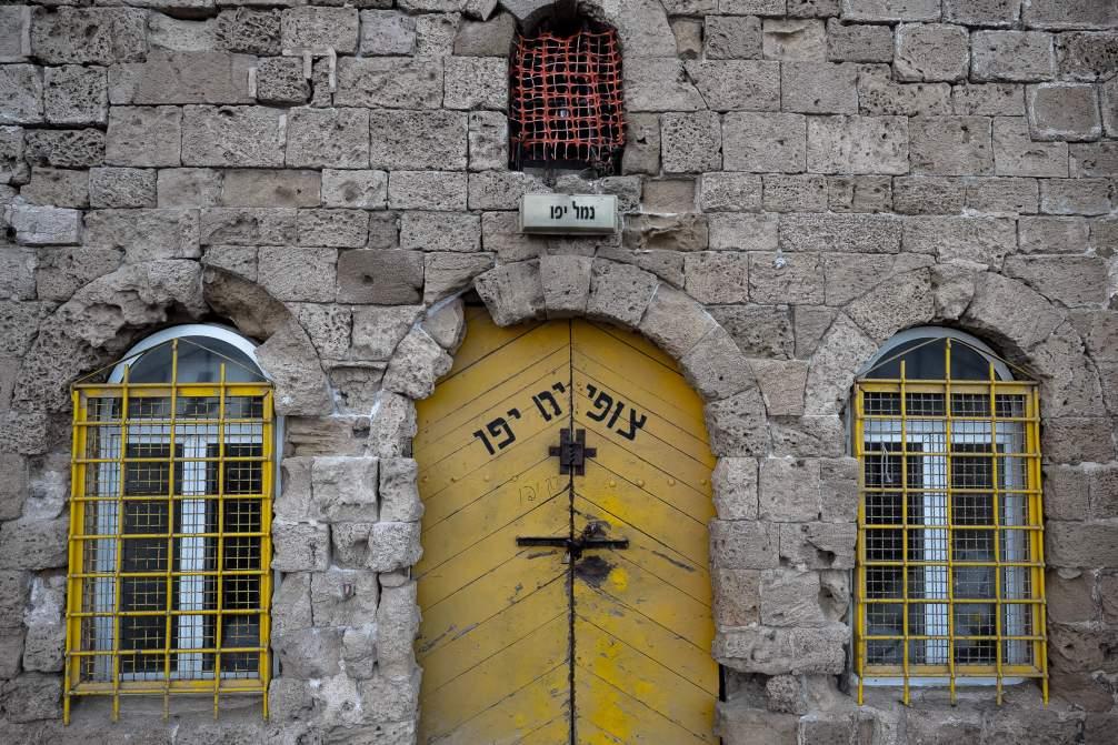 Tel-Aviv Jaffa