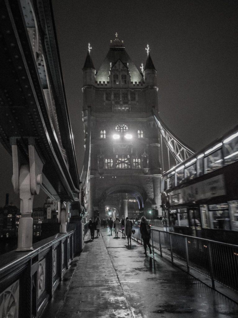 Klappbrücke Tower Bridge London