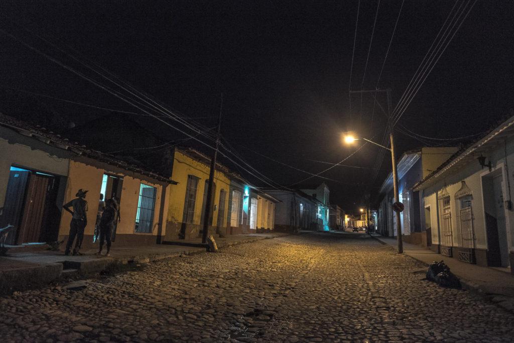 Street of Trinidad