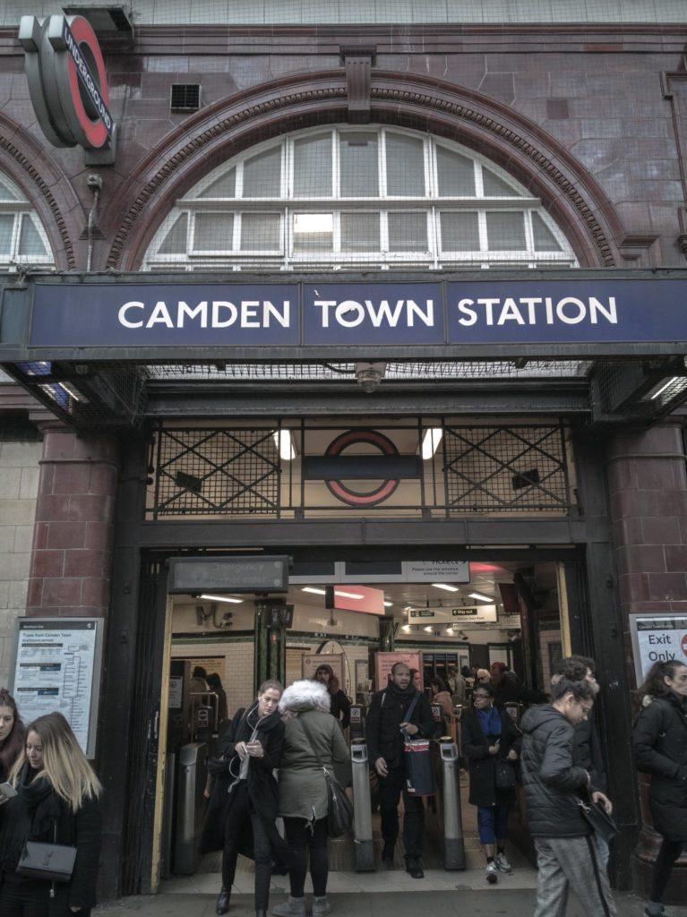 The Underground Campden Town