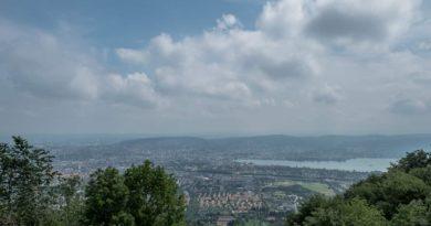 Uetliberg, der aussichtsreiche Hausberg von Zürich