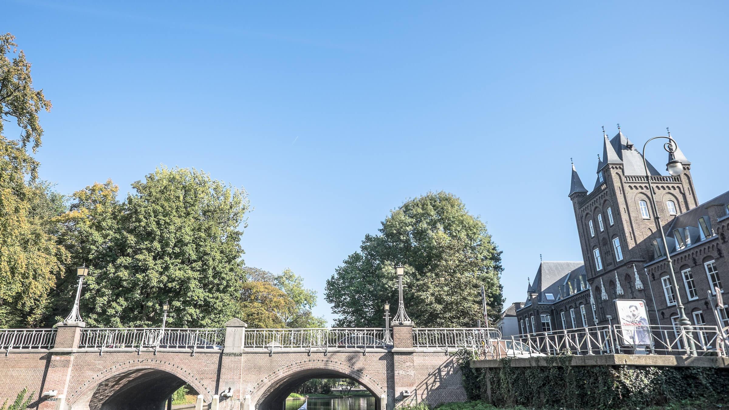 Utrecht Brücke