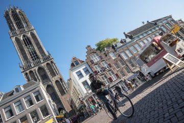 Dom in Utrecht, Holland