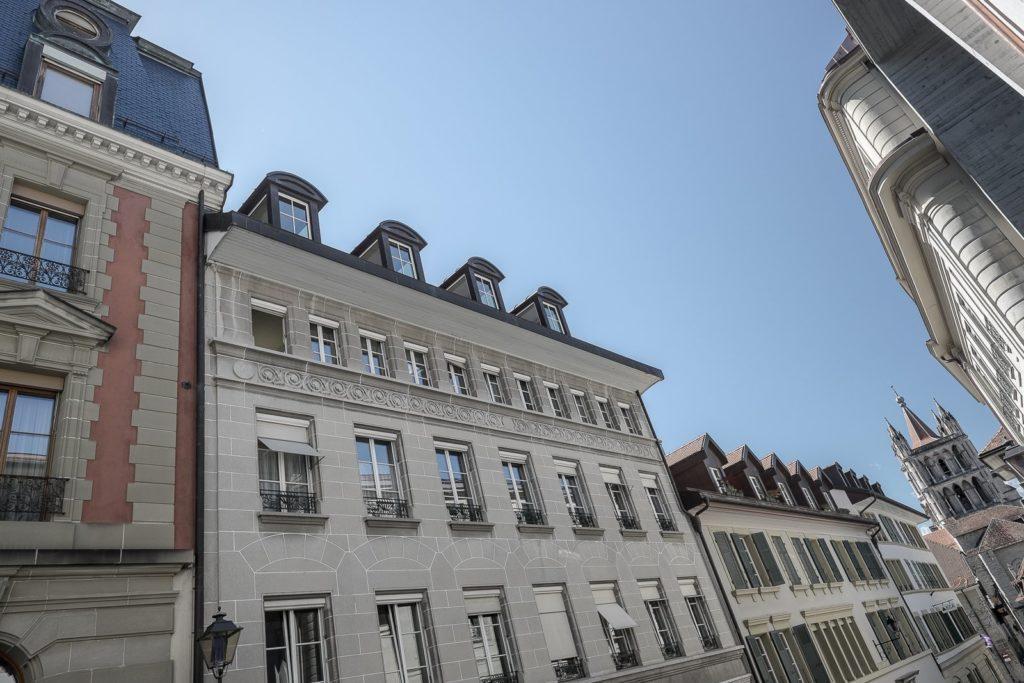Vieille Ville de Lausanne
