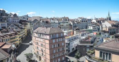 Lausanne Vielle Ville
