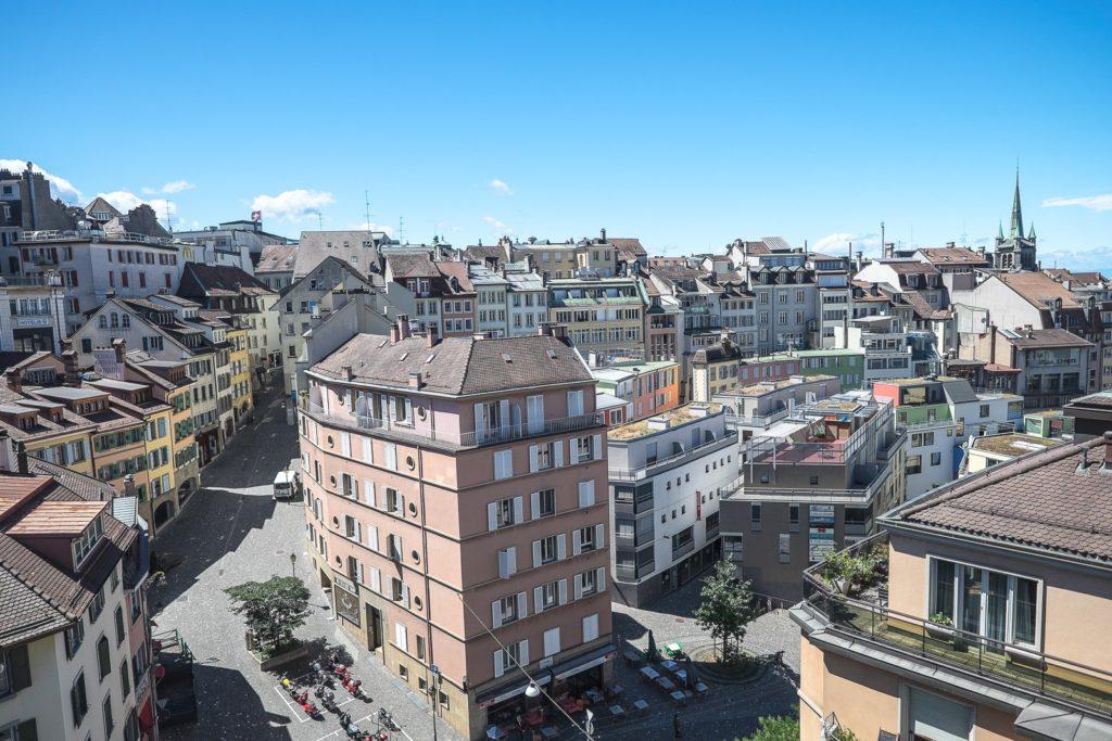 Lausanne Ville