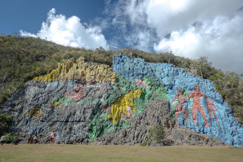 Vinales Mural de la Prehistorica