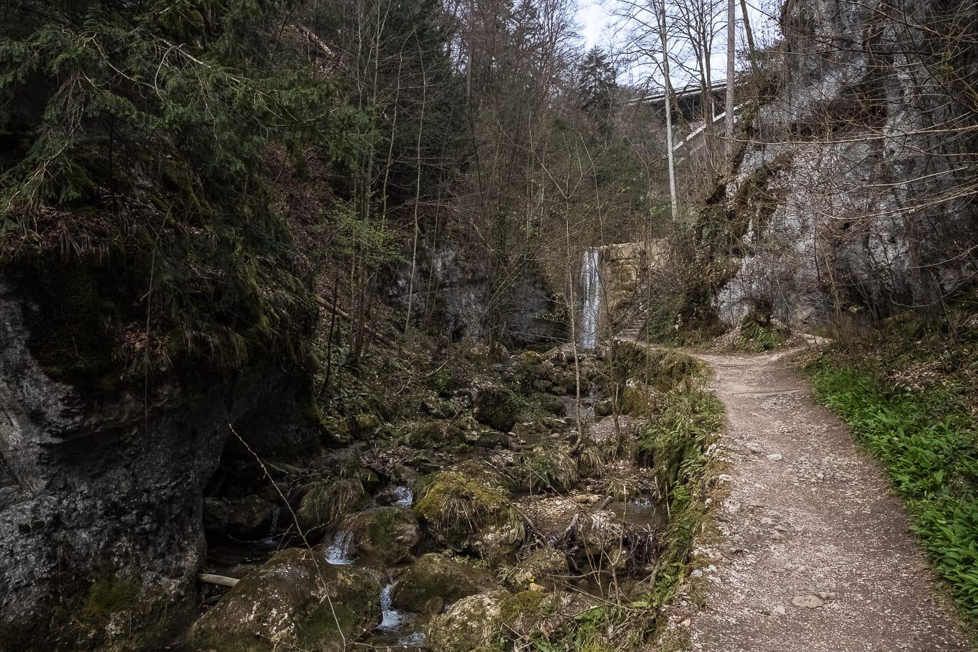 Wanderung Tüfelsschlucht Hägendorf