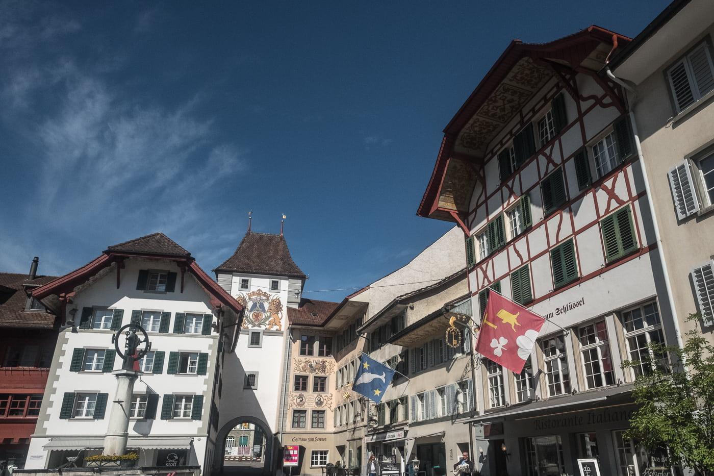 Willisau Altstadt