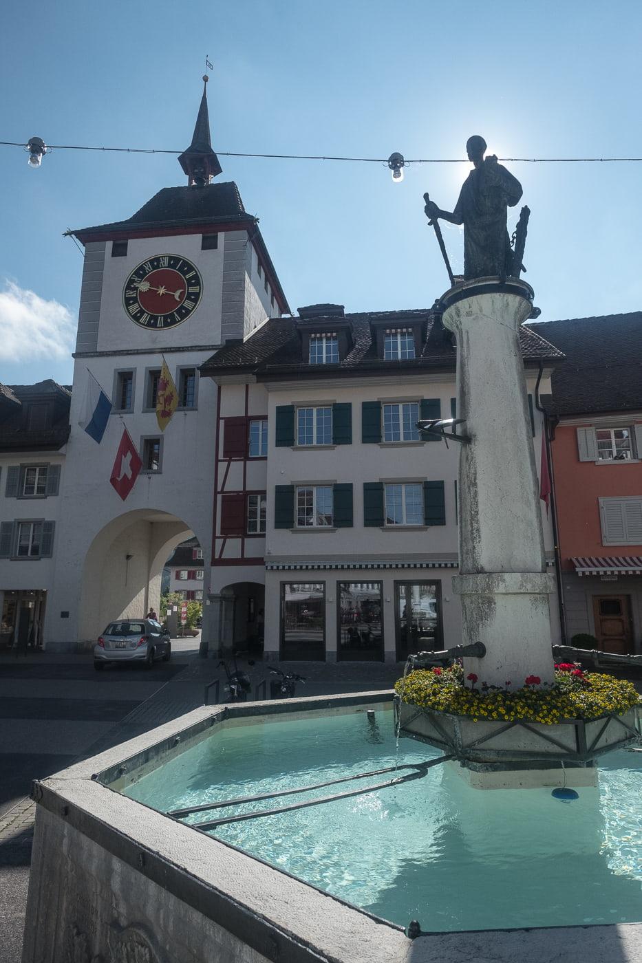 Willisau Stadttor