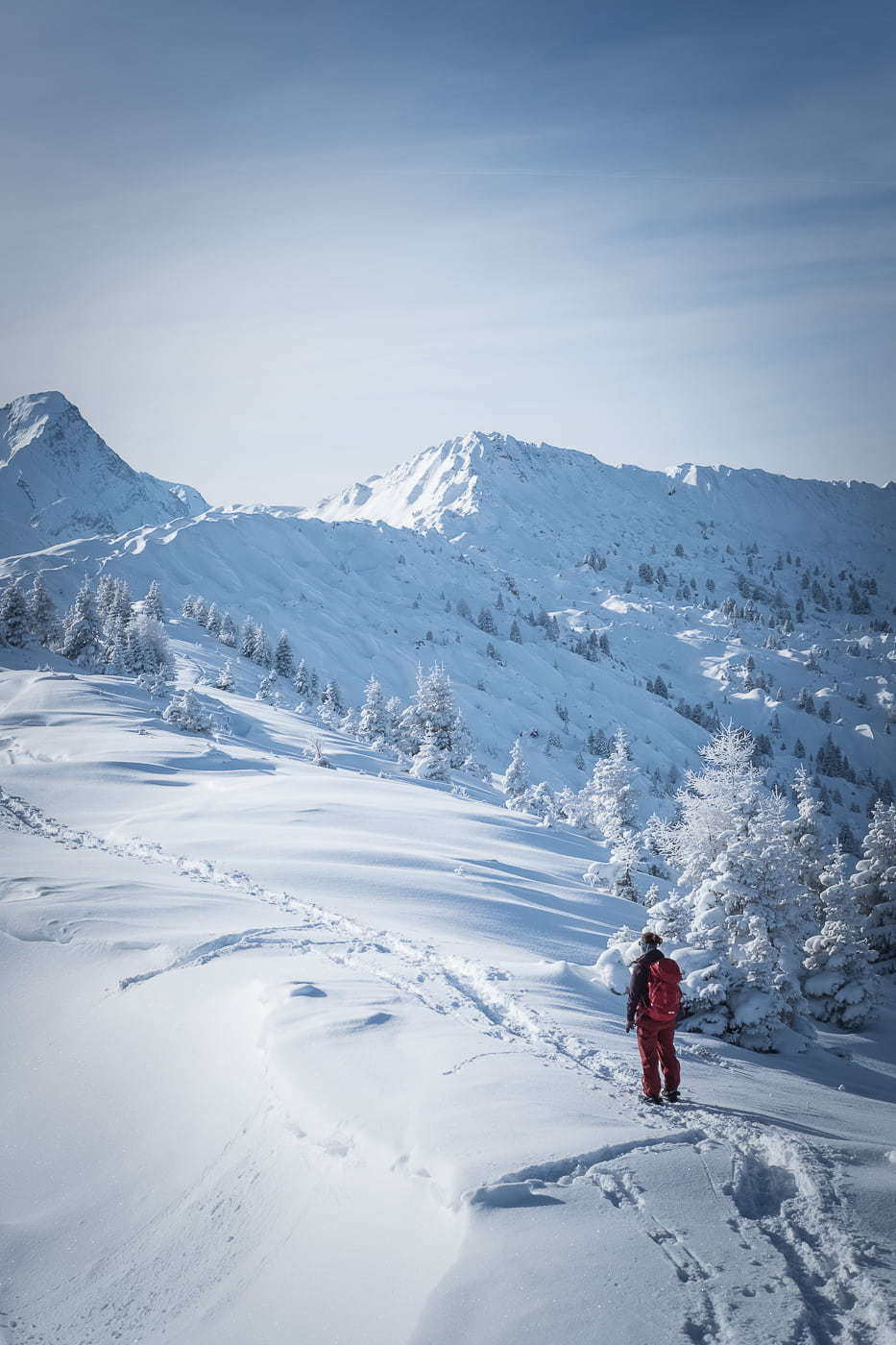 Winter geniessen Berner Oberland