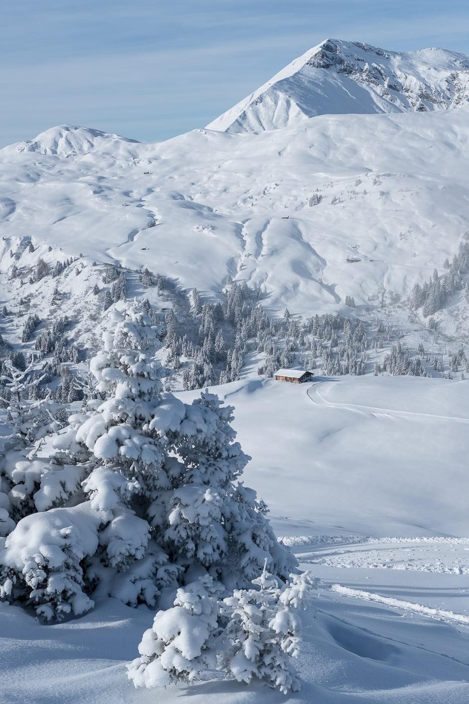 Winter Lenk Berner Oberland