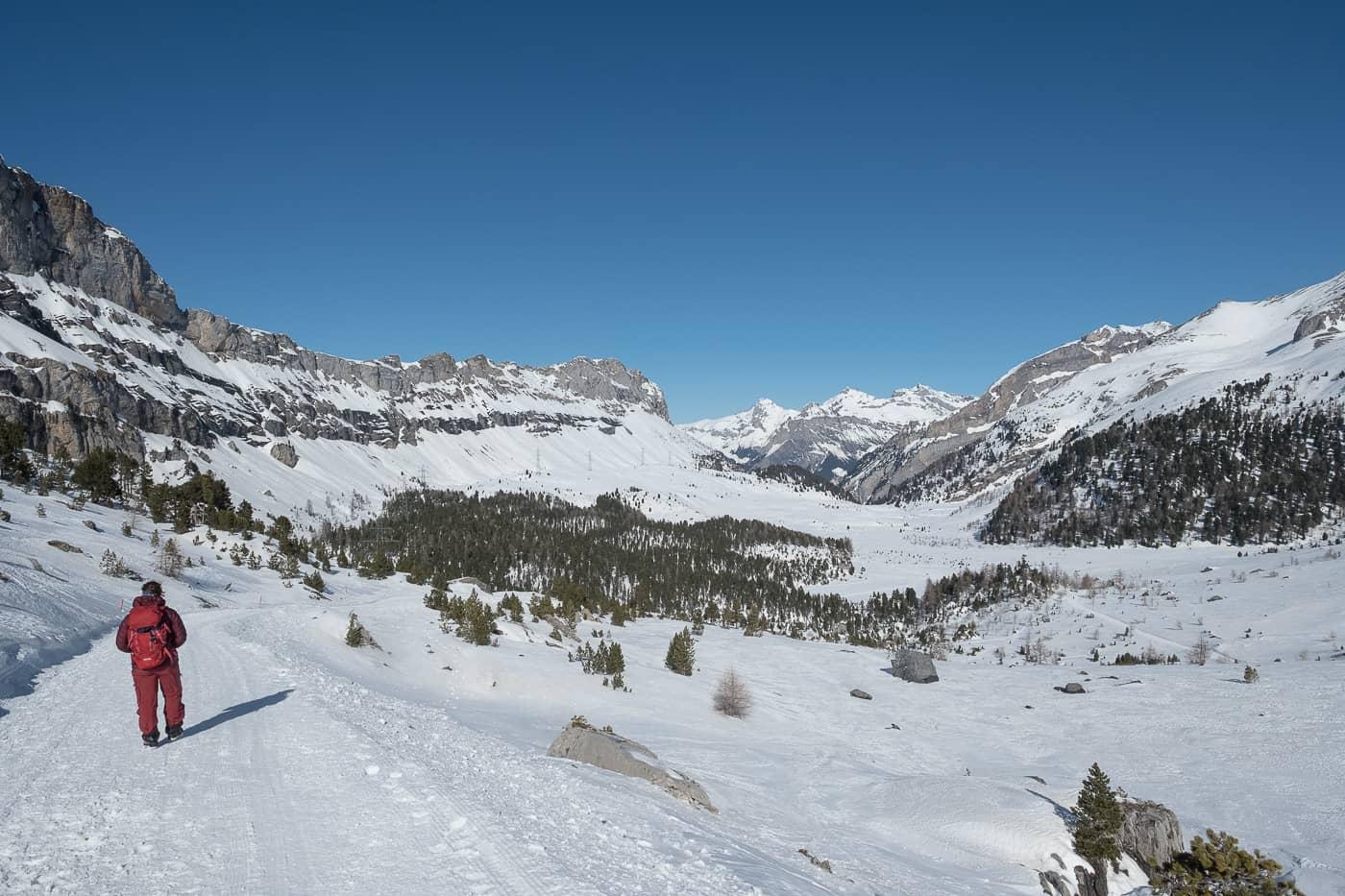 Winterausflug Kandersteg Sunnbüel