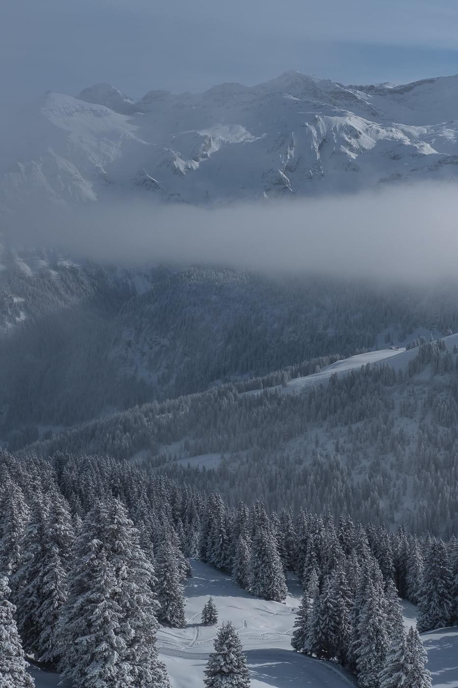 Winterausflug in Lenk Berner Oberland